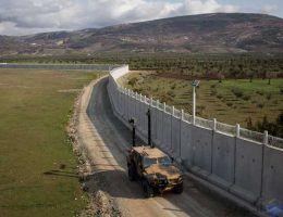 دیوار بتنی ترکیه
