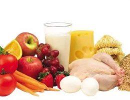 غذاهایی با طبع گرم